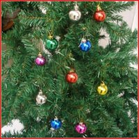 Wholesale Christmas Tree Balls Decoration Ornaments Cm Gold Silver Red Blue Green Rose Color