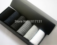 best work socks - pair Autumn winter Brand The best quality new men s working socks bamboo fiber casual deodorant sweat