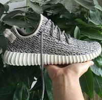 Wholesale 2015 New Arrival yeezy boost Running Shoes Fashion Women and Men Kanye West milan Running Sports Shoes