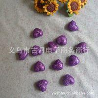Wholesale wedding heart shaped candy box bubble bubble Heart bubble Heart accessories factory direct