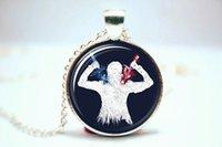 art photo online - 10pcs Sword Art Online Inspired Necklace Glass Photo Cabochon Necklace