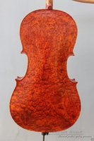 Wholesale Cello Old Birdeye Maple Spruce Nice Finished Powerful Sound Master Work