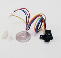 analog encoder - Photoelectric Speed Sensor Encoder Coded Disc for Freescale Smart Car Kit New