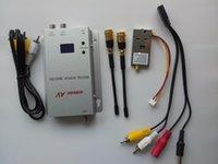 analog video transmitter - Wireless analog video Transmitter Receiver GHz Channels W