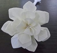 Wholesale New Design and High Quality Decorative Sola Wooden Flowers with Diameter cm for Essential Oil Diffuser