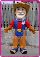 TV & Movie Costumes anime cosply - The Cowboy mascot costume custom fancy costume anime cosply mascotte theme fancy dress carnival costume
