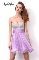 Cheap Sexy Cheap Ruched Homecoming Dresses Sweetheart Neckline Organza Sleeveless Prom Dress Cocktail Dress Evening Party Cocktail Gowns