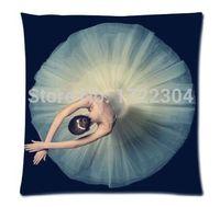 ballet bedding - Bedding Pillow Cover X45CM beatiful ballet dancer Comfortable Pillowcase Home Decor Gift