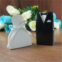 Wholesale Fashion Wedding Favors Wedding Supplies Graduation Birthday Party Cheap Candy Box Gift Bag Party Favor ts t083