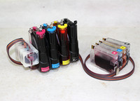 Wholesale For HP932 Empty CISS with newest acrylic material with valve for HP use Officejet