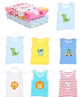 baby boy gift box - Carter s cotton gift box baby vest character animals toddler clothing