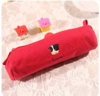bag suppliers korea - Pencil bag schools office supplier korea stationery estojo escolar frozen box school canetas escolar