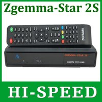 digital satellite receiver tv receiver - New arrival Original ZGEMMA STAR S Digital Satellite TV Receiver Two DVB S2 Tuner Enigma2 Linux box Zgemma star S