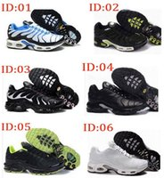 Wholesale New arrival Fashion men s air sports tn shoes fashion comfort athletic running training outdoor shoes sneakers