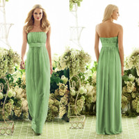 Cheap lime green bridesmaid dresses Best floor length bridemaid dresses