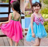 Cheap baby girl dress Best kids summer dress