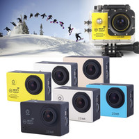 camcorder 2012 - 6 Colors Waterproof Action Camera Wifi LTPS Full HD P Mini LED Sports Video Cmarea Cam DV Action Camcorder Photo Cameras