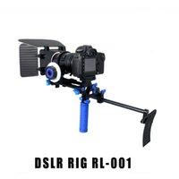 Wholesale DSLR Camera Shoulder Rig Support for Nikon Sony DSLR Camera DV HDV Camcorder