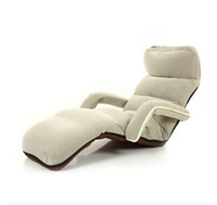 Fabric cheap sofa - Living Room Chaise Lounge Chairs Adjustable Foldable Soft Suede Recliner Colors Sofas and Armchairs Double Arm Best Cheap Discount Lounger
