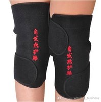 Wholesale Tourmaline self Heating knee Brace Support Magnetic Therapy For health and keep warmer