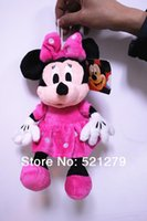 minnie mouse plush - cm inch Minnie mouse plush soft toys best birthday gift for daughter minnie mouse toys pink color
