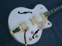 chinese guitar - Chinese Guitar White Falcon Custom Shop Jazz Guitar Best
