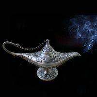 arabian wedding decorations - New Design Aladdin Lamp Home Decoration Craft Big Size from Arabian Nights Story
