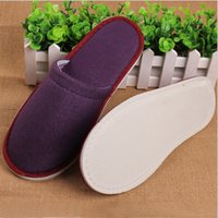 canvas slippers - Comfortable casual slippers Both men and women In the spring and autumn day wearing a breathable noiseless guests with substantial free ship