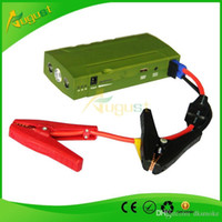 Wholesale A6 mAh Multi Function Car Jump Starter Mobile Power Bank Backup Battery LED