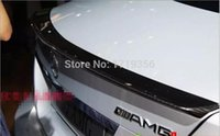 Wholesale A whole new Real Carbon Fiber Rear Wing Spoiler Trunk Boot Spoiler For Mercedes Benz c series W204