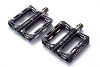 axle seals - B079 AEST Ti Axle mountain bike Pedals High Quality MTB Road Cycling Sealed Bearing BMX pedales bicicleta Ultra Light Bicycle Pedals