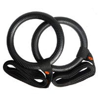 Wholesale 2pcs Portable Olympic Muscle Exercise Crossfit Physical Shoulder Strength home fitness Training Gym Gymnastics Ring