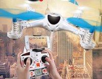 Drones de qualité supérieure avec caméra MJX X300c 2.4G à 6 axes Gyro UAV RTF RC Mini Quadcopter Drone avec 30w HD Camera Drones à vendre Livraison gratuite