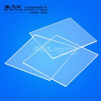 Wholesale UV curable coating UV printer uv lamp special coated aluminum reflective quartz plate