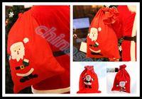 big drawstring bag - 70 cm large Santa Sack Christmas gift Sack Xmas Sack Santa Claus Sack bags Drawstring Pouch big Santa Gift Present Bag