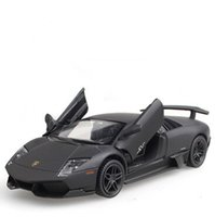 diecast cars - Scale Emulational Electric Alloy Diecast Models Car Toys Brinquedos Miniature Pull Back Cars Doors Openable Toy Cars