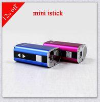 Wholesale 2015 istick w mod mini istick kit w mah LED Screen e cigarette iStick mini kit mah battery W mod istick mini mod for ladies