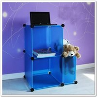 Wholesale New nobility magicaf diy combination wardrobe storage clothes shelf shoes storage cabinet finishing frame