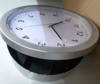 away store - Hidden Safe Clock Store Your Valuables Away From Prying Eyes Creative Wall Clock quot