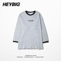 bboy clothing - 2015 Autumn Winter sweatshirts men fashion hip hop cotton men sweatshirts print dress skate bboy street dancer clothing GD