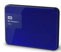 Le Nouveau USB 2016 WD MyPassport Disque dur 2To HDD disque dur 3.0 Disques durs externes 3 Année géant expédition DHL