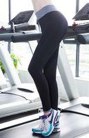 Wholesale New Women Sports Fitness Yoga Pants Women Fashion Sports Running Tights Pants