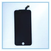 Wholesale 5PCS lcd For iPhone plus inch LCD Display With Touch Screen Digitizer Assembly Black white For iPhone PLUS