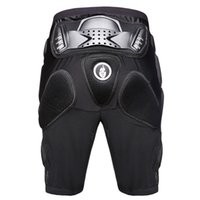 pads motorcycle - New arrival Hockey Motorcycle Armor Shorts Off road Motorcross Downhill Mountain Bike Skating Extreme Sport Protective Gear Hip Pad