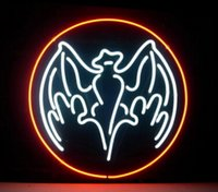 bacardi gifts - BACARDI DISPLAY STORE BEER BAR PUB CUSTOM HANDCRAFTED GIFT REAL GLASS NEON SIGN Avize Neon Nikke Air Jorddan Neon Sign quot X14 quot