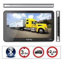 best navigation devices - 7 Truck Car Best GPS Navigation GPS Tracking Device GB Lorry Coach Sat Nav Bluetooth FREE MAPS UPDATE GPS Navigator UK In Stock