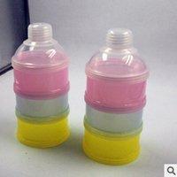 Wholesale portable infant baby food storage tanks minute boxing bulk milk box