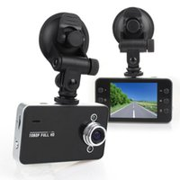 Wholesale Original NOVATEK K6000 Car DVR Full HD P LED Night Car Recorder Detector Veicular Camera dashcam Carcam video Registrator
