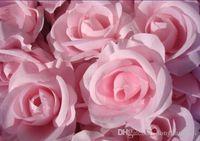 new peony silk flower - 1000pcs BEST SELLER FLOWER HEADS Artificial Silk Camellia Rose Peony Flower Head cm Y294