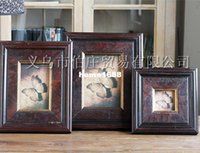 antique picture frame styles - Fashion European Style Home Decorative inch x7 Classical Antique Wooden Picture Frames For Photo Vintage